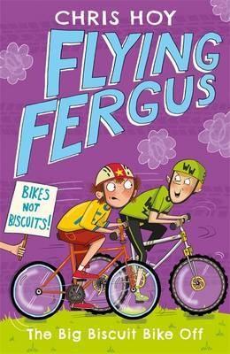 Flying Fergus 3: The Big Biscuit Bike Off - Flying Fergus (Paperback)