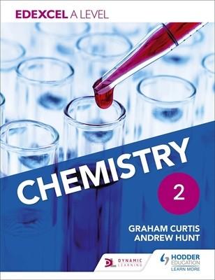 Edexcel A Level Chemistry Student Book 2 (Paperback)