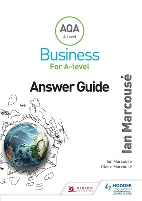 AQA Business for A Level (Marcouse) Answer Guide (Paperback)