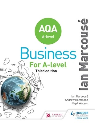 AQA Business for A Level (Marcouse) (Paperback)