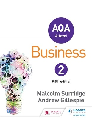aqa business for a level marcous
