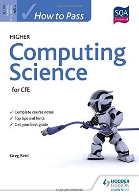 How to Pass Higher Computing for CfE by Greig Reid | Waterstones