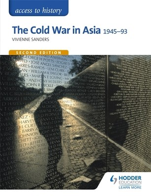 Access to History: The Cold War in Asia 1945-93 for OCR Second Edition (Paperback)
