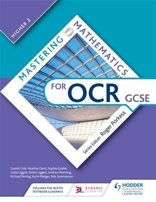 Mastering Mathematics for OCR GCSE: Higher 2 - Mastering Mathematics for OCR GCSE (Paperback)