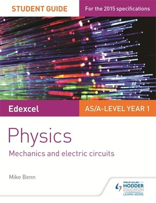 Edexcel AS/A Level Physics Student Guide: Topics 2 and 3 (Paperback)