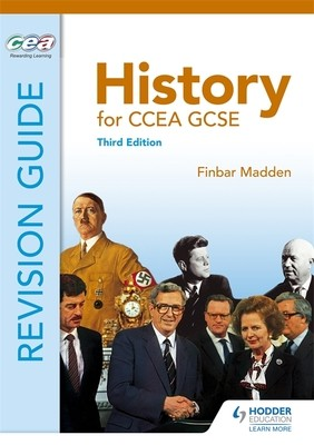 History for CCEA GCSE Revision Guide Third Edition (Paperback)