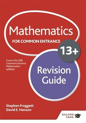 Mathematics for Common Entrance 13+ Revision Guide (Paperback)