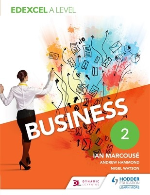 Edexcel Business A Level Year 2 (Paperback)