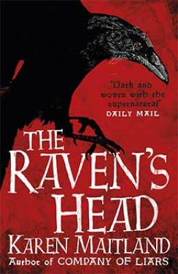 The Raven's Head: A gothic tale of secrets and alchemy in the Dark Ages (Paperback)