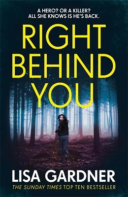 Right Behind You: The gripping new thriller from the Sunday Times bestseller - FBI Profiler (Hardback)