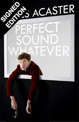 Cover of the book, Perfect Sound Whatever.