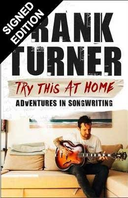 Cover of the book, Try This At Home: Adventures in songwriting.