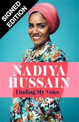 Finding My Voice: Signed Edition (Hardback)
