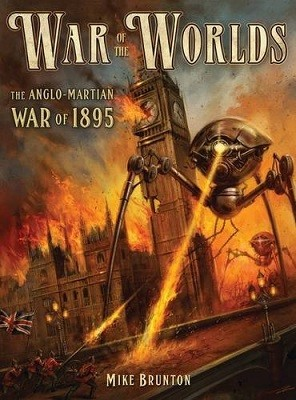 War of the Worlds: The Anglo-Martian War of 1895 - Dark Osprey 9 (Paperback)