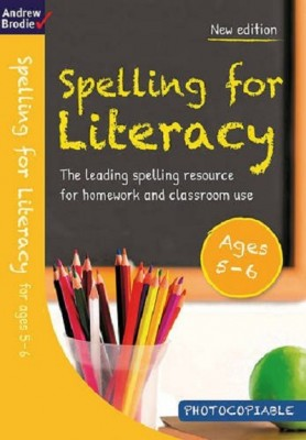 Spelling for Literacy for ages 5-6 (Paperback)