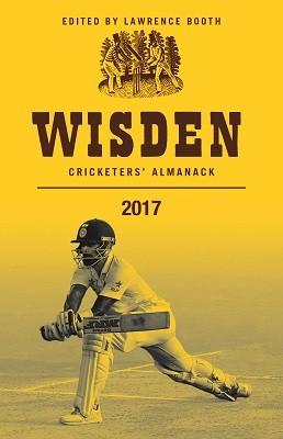 Wisden Cricketers' Almanack 2017 (Hardback)
