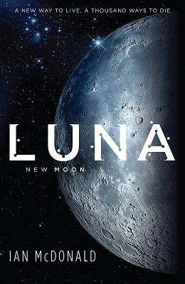 Luna: New Moon (Paperback)