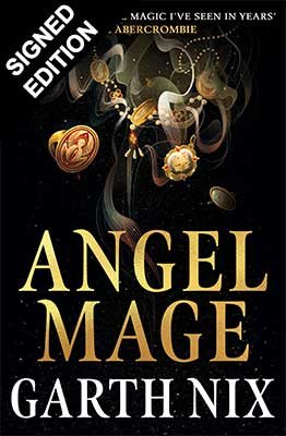 Angel Mage: Signed Edition (Hardback)