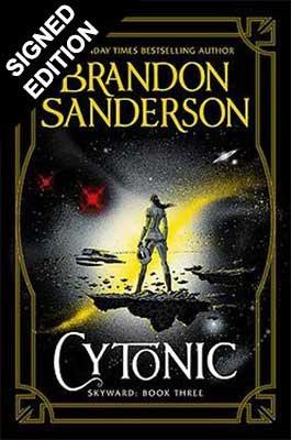 Cytonic: The Third Skyward Novel - Signed Bookplate Edition (Hardback)
