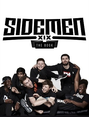 Sidemen: The Book (Hardback)