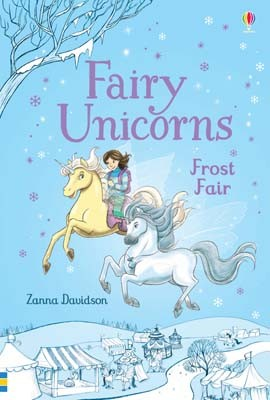 Fairy Unicorns Frost Fair - Young Reading Series 3 Fiction (Hardback)