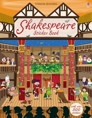 Shakespeare Sticker Book - Sticker Dressing (Paperback)