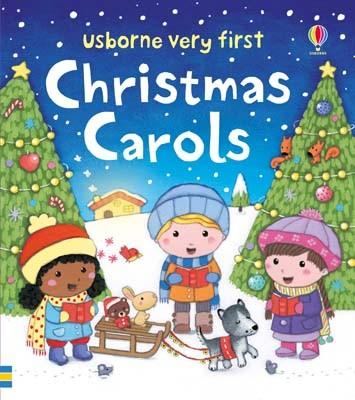 Christmas Carols - Very First Words (Board book)