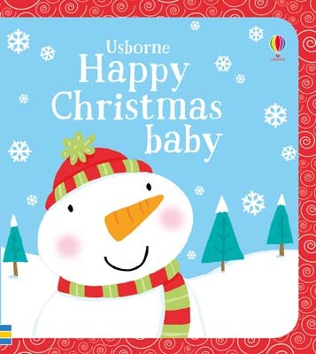 Happy Christmas Baby - Very First Words (Board book)