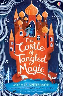 The Castle of Tangled Magic (Paperback)