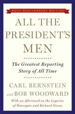 All The President's Men (Paperback)