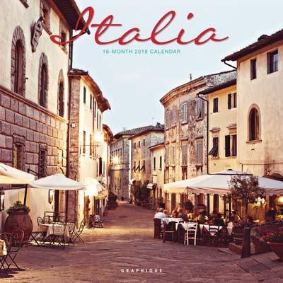 Italia 2018 Wall Calendar (Calendar)