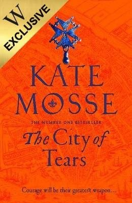 The City of Tears: Exclusive Edition - The Burning Chambers (Hardback)