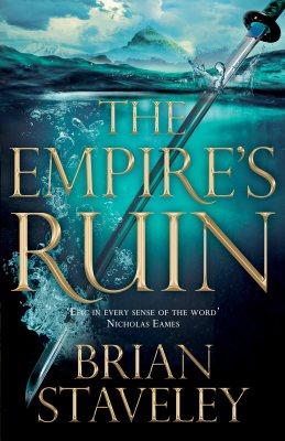 The Empire's Ruin - Ashes of the Unhewn Throne (Hardback)