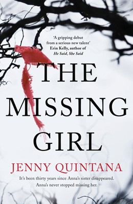 The Missing Girl (Hardback)