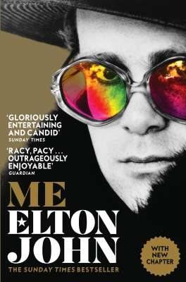 Me: Elton John Official Autobiography (Paperback)