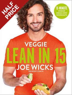Veggie Lean in 15: 15-minute Veggie Meals with Workouts (Paperback)