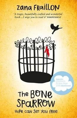 Image result for The Bone Sparrow