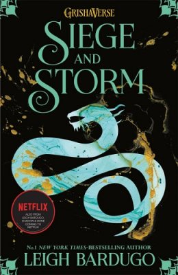 Shadow and Bone: Siege and Storm: Book 2 - Shadow and Bone (Paperback)