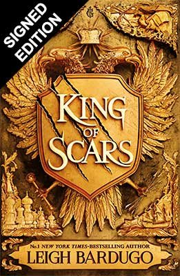King of Scars: Signed Edition (Paperback)