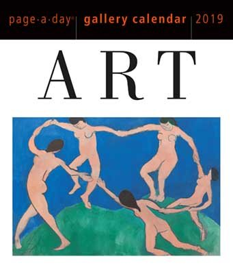 2019 Art Gallery Page-A-Day Gallery Calendar (Calendar)