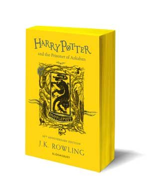 Harry Potter and the Prisoner of Azkaban - Hufflepuff Edition (Paperback)