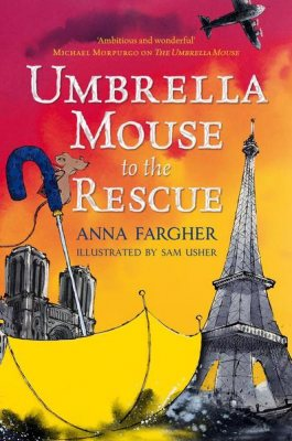 Umbrella Mouse to the Rescue (Paperback)