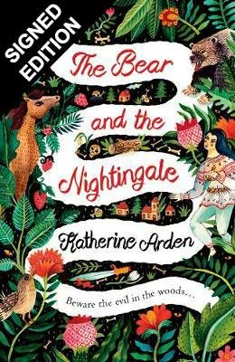 Cover of the book, The Bear and the Nightingale (Winternight Trilogy, #1).
