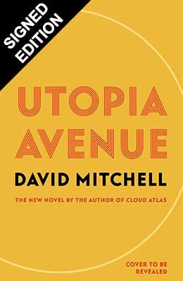 Utopia Avenue: Signed Edition (Hardback)