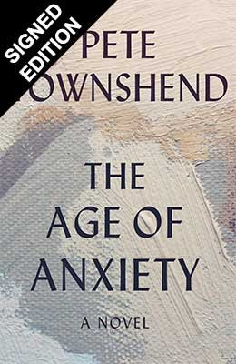 The Age of Anxiety: Signed Edition (Hardback)