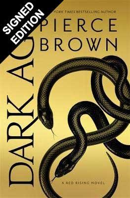 Cover of the book, Dark Age.