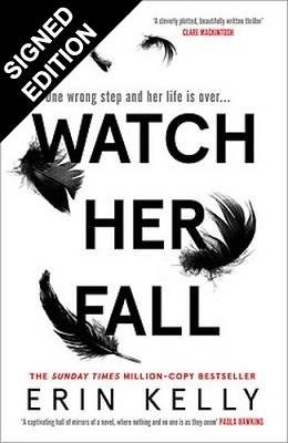 Watch Her Fall: Signed Exclusive Edition (Hardback)