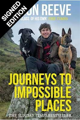 Journeys to Impossible Places: Signed Exclusive Edition (Hardback)