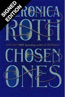 Chosen Ones: Signed Edition - Chosen Ones (Hardback)