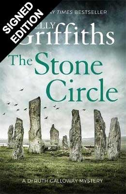 Cover of the book, The Stone Circle (Ruth Galloway, #11).